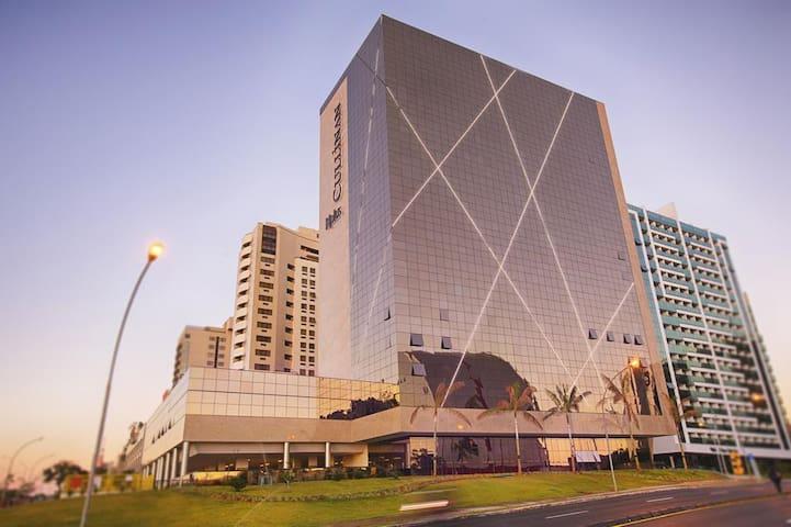 Hotel novo e moderno!