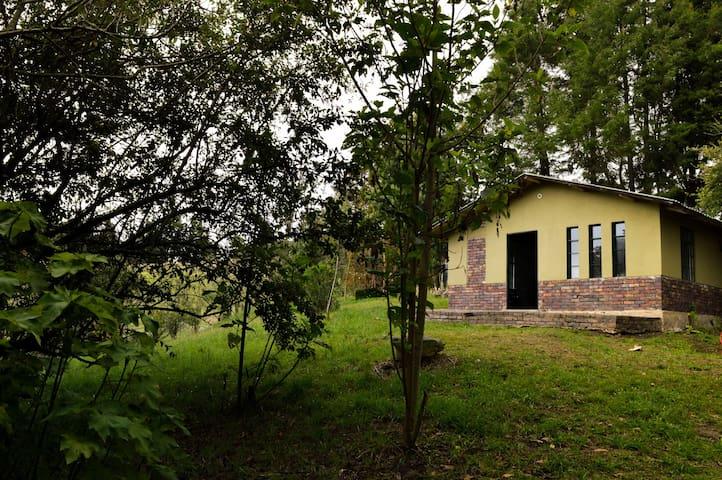 Antares, cabaña ideal para dos personas - Guasca - Hus