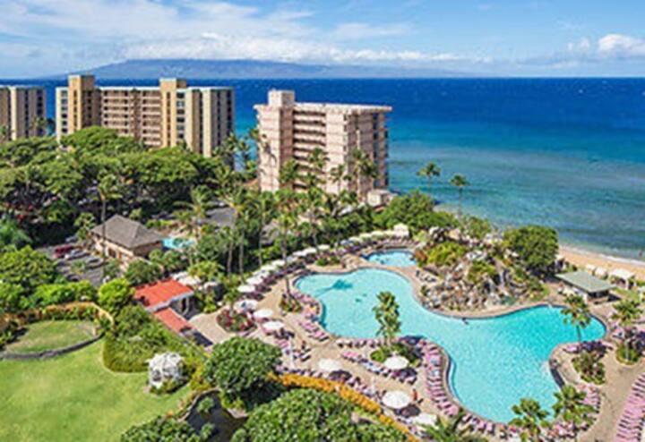 Ka'Anapali Beach Club Resort - Maui  1-BR Ocean