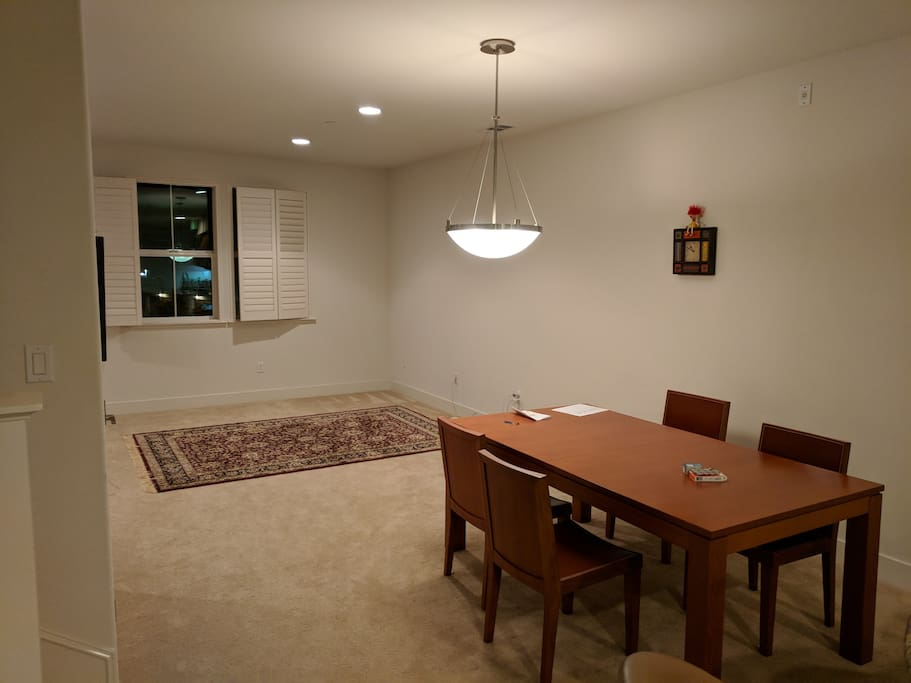 Dining + Family Room