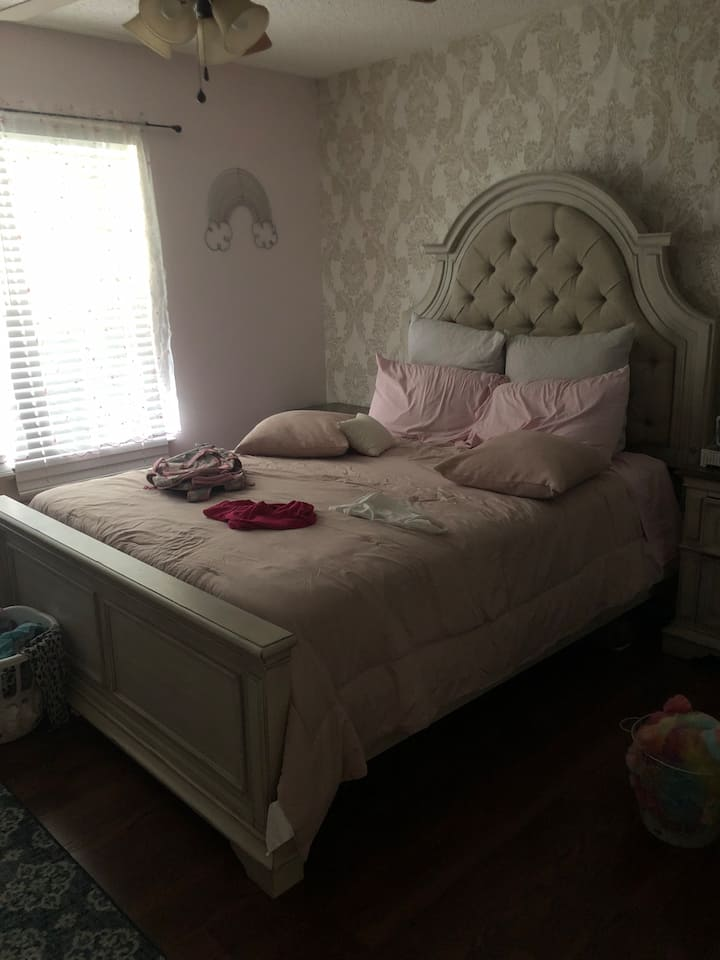 Cozzy bedroom in Douglas