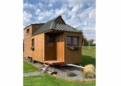 Tiny house « Chez Seb' »