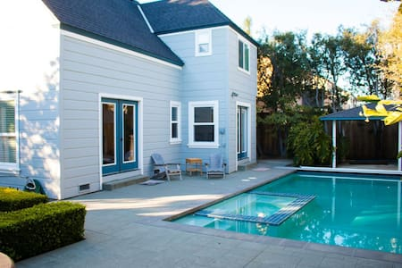 Santa Cruz Beach House w/ Pool&Spa