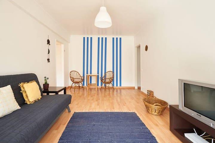 Apartamento Ericeira a 3min a pé da praia