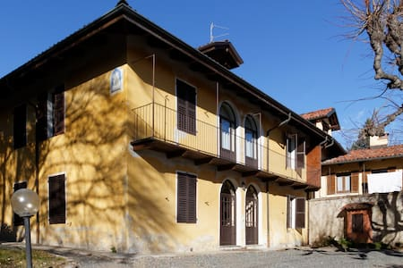 Historical two floor's cottage with garden - Villa