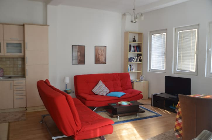 Cozy & Comfortable Studio Flat in the City Center