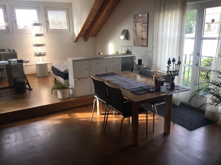 Wohnung für Langzeitgäste