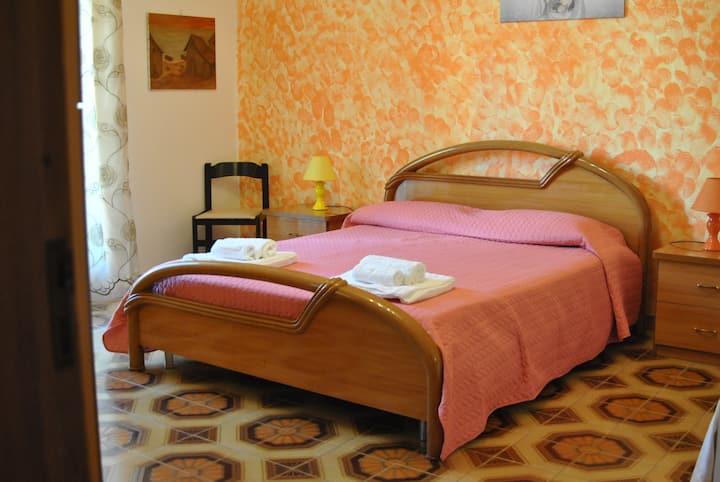 Casa vacanze Trinacria - Stanza Arancio
