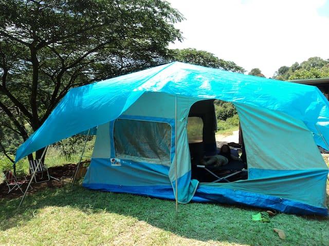 SAN Safaris Camping
