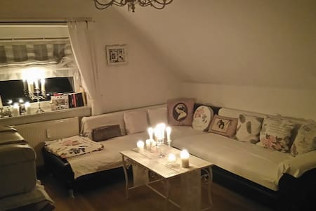 Cosy little Apartment room for Backpackers - Bitburg