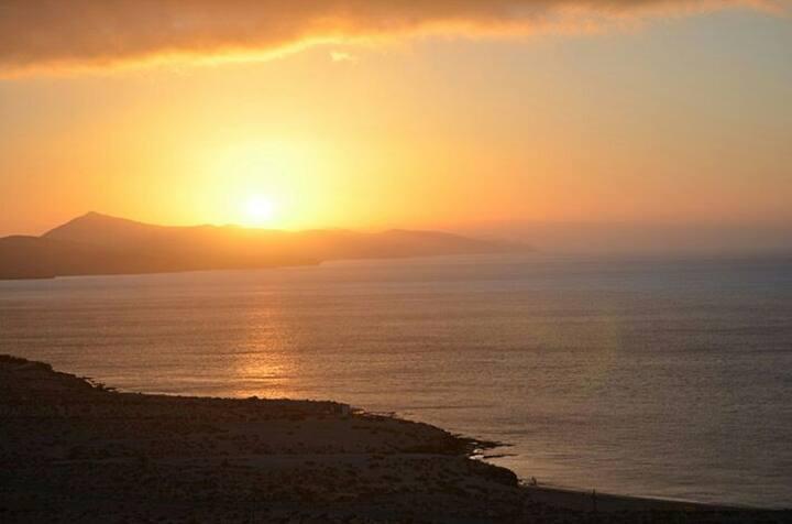8 Sotavento beach fuerteventura