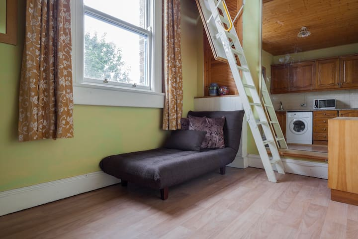 Funky Studio & Loft near City Centre