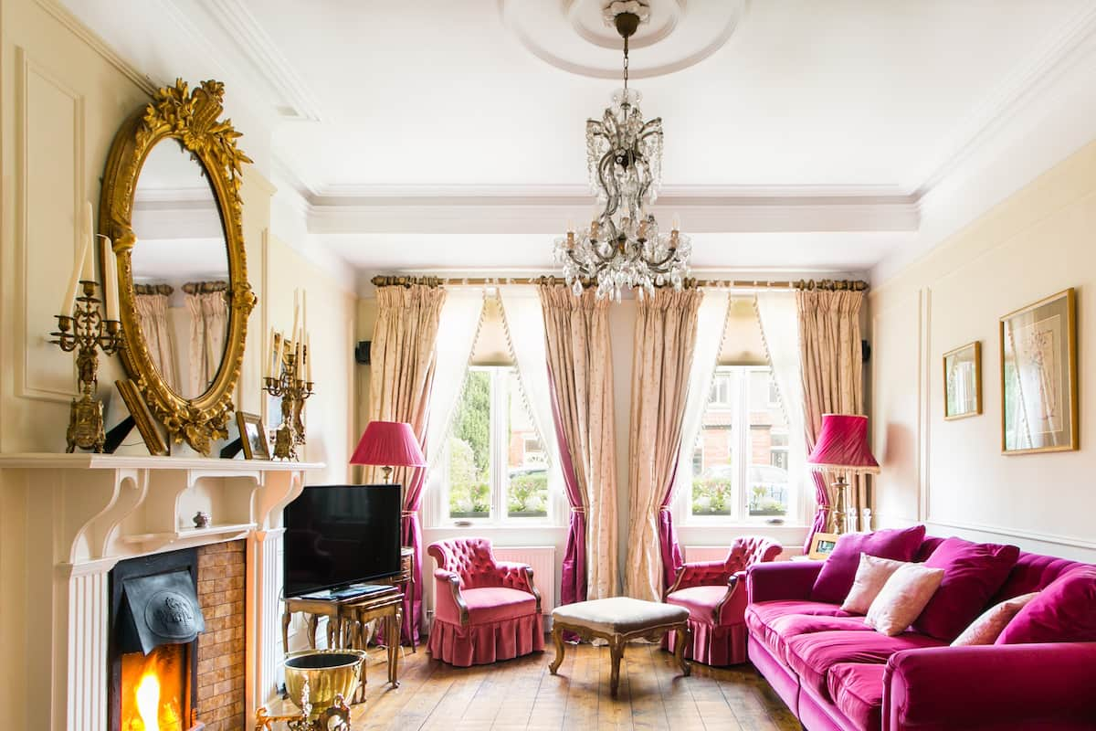 Stunning Redbrick Period Property in an Old Residential Area