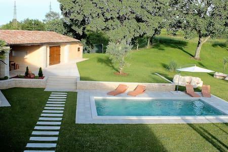 179 Villa Viscum - Pazin
