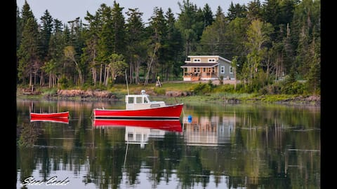 Cozy cottage on the Bay of Fundy