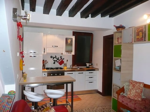 Live in Venice - Venedig - Lägenhet