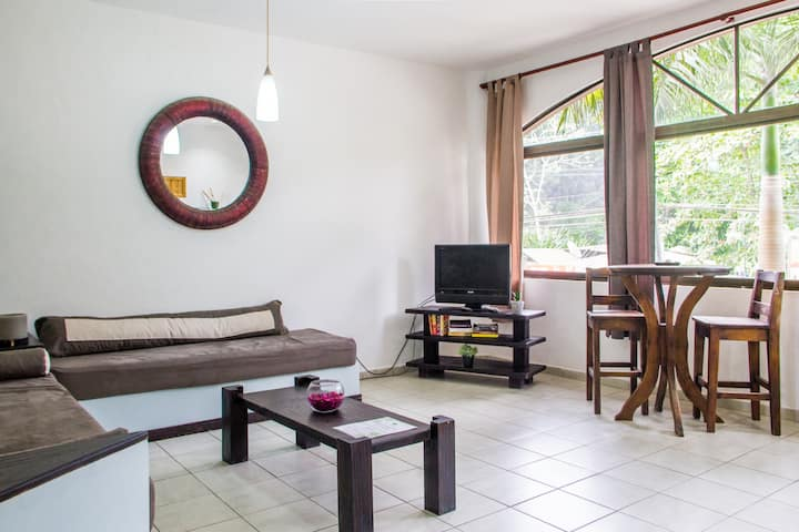1 Bedroom Apartment in the Center of Santa Teresa