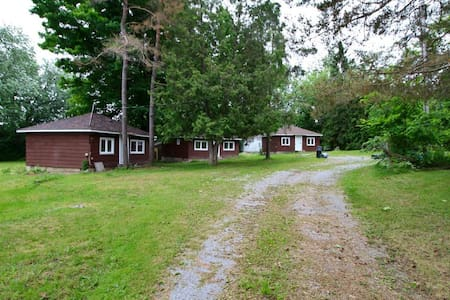#2 / Fully furnished 2 bedrooms.  Steps to Lake