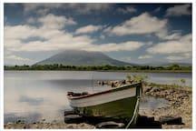Lough Cullen at Pontoon. 30 mins away