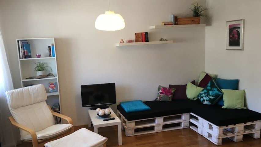 Small apartment in the city centre!