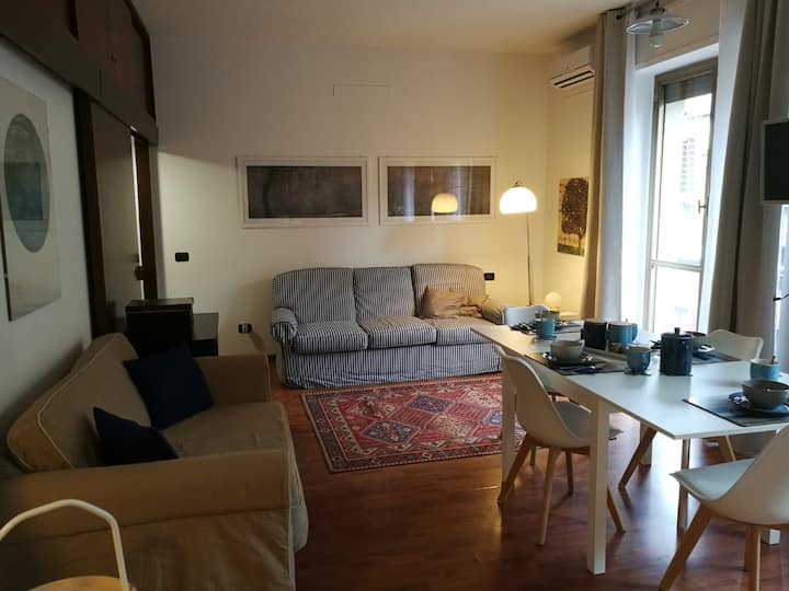 Flat 11 - private parking - 8 minutes to downtown