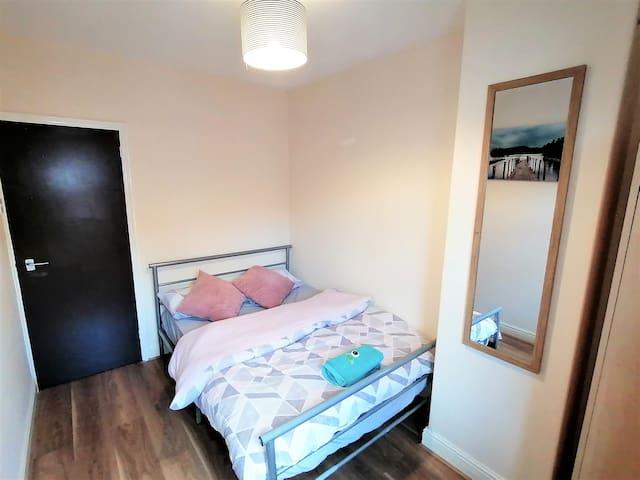 Double bedroom upstair
