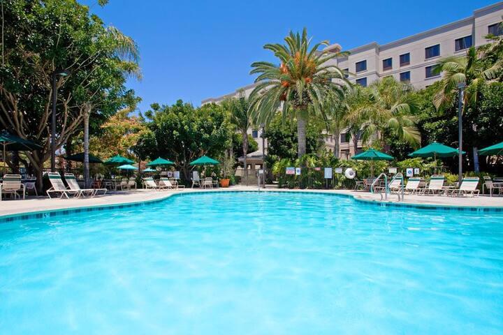 Anaheim 1Bdr Suite Resort Area close to Disneyland