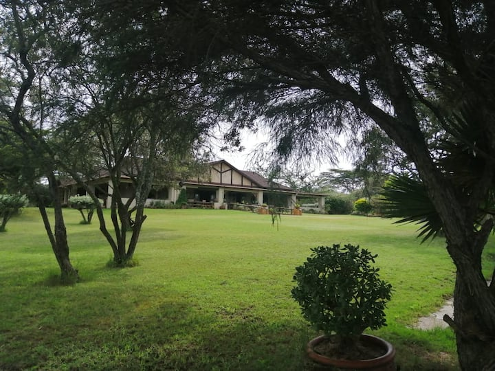 Naivasha, wonderfully presented 4 bedroom House