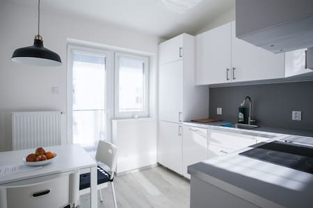 APARTMENT WITH TERRACE NEAR CENTRE