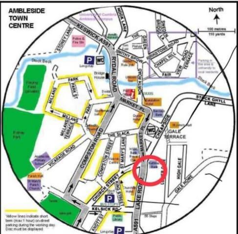 LAKE RD AMBLESIDE CENTRE 5*  REDUCED JAN/FEB/MARCH