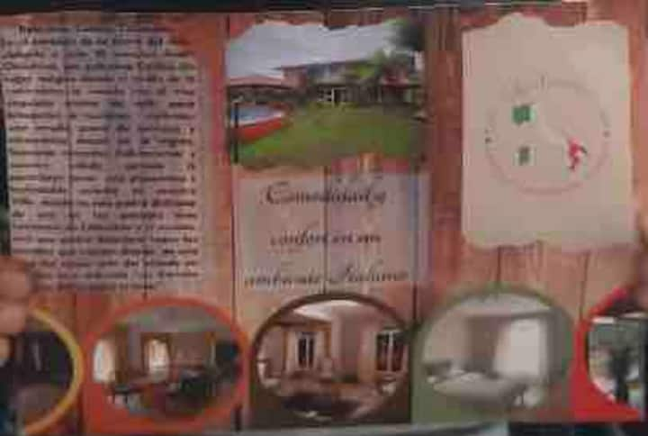 Villa campestre Palestina caldas ( habitación )