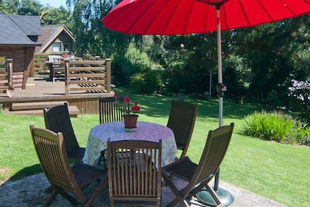 April Cottage B & B, Swanage  - Dorset - Inap sarapan
