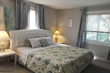 Pasadena cozy room#8 private bathroom舒适大主卧,独立卫生间