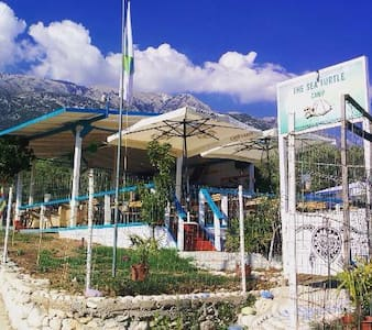 The Sea Turtle Camping - Gjilekë - Tent - 2