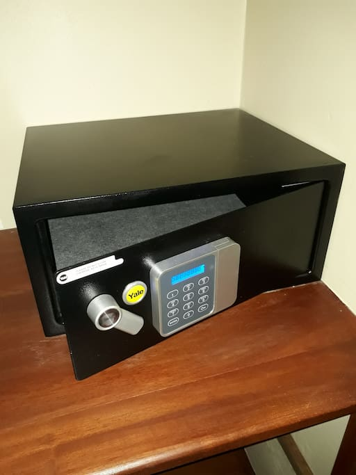 In-Room Safes (x 2)