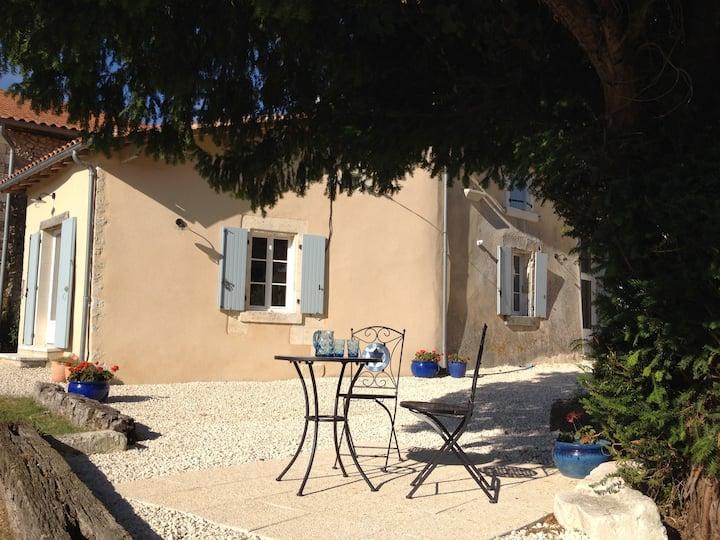 'Le Vallon' Rural detached house