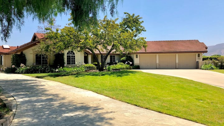 Ranch home available for 1 year lease