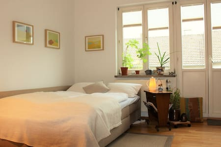 Room with balcony / zentral und ruhig - Kassel - Byt