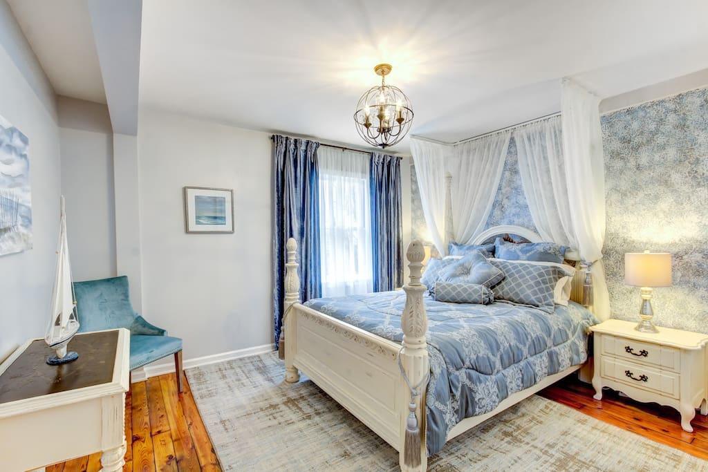 Your stunning bedroom