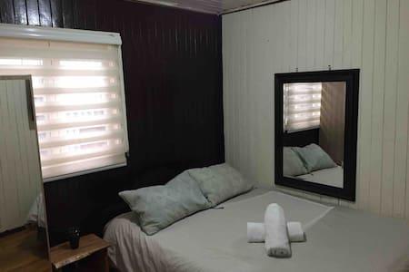 habitacion para 2 personas en chiloe