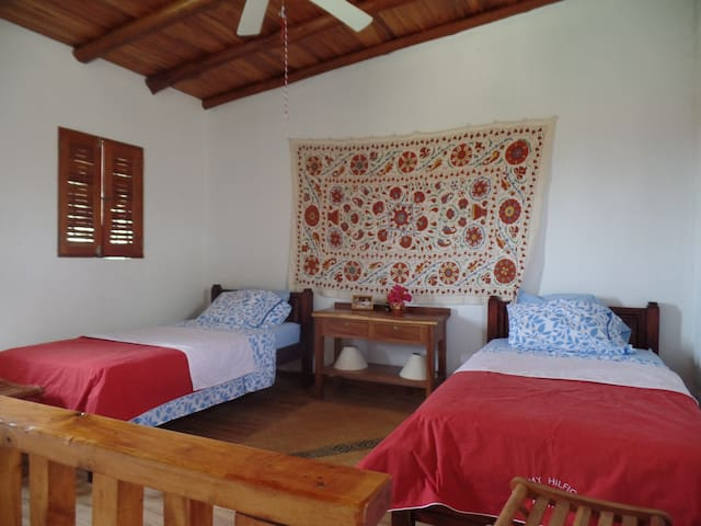 Samara, Casa Azul, close to the beach, fab. view - Sámara - Huis