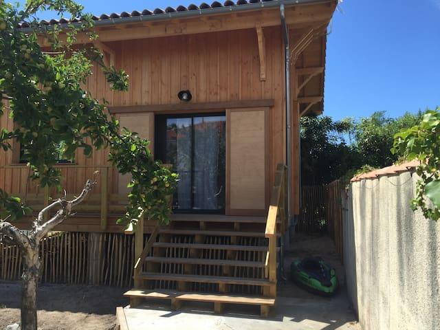Maison au Cap Ferret, et au calme!
