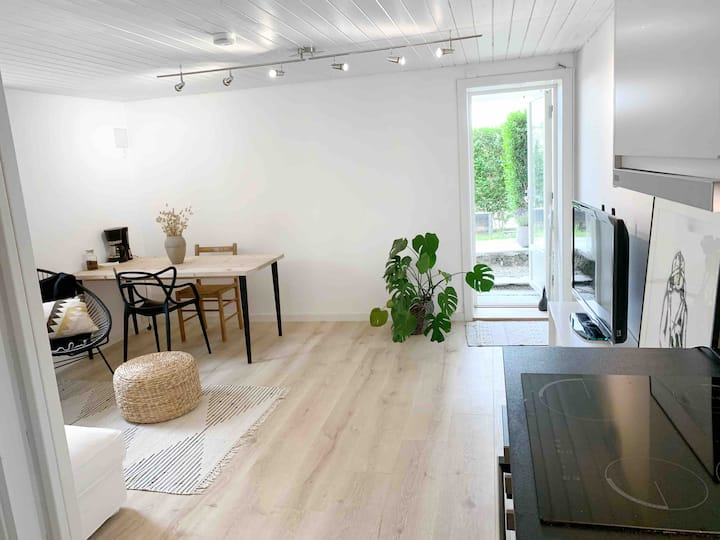 Cosy apartment by the foot of Ulriken