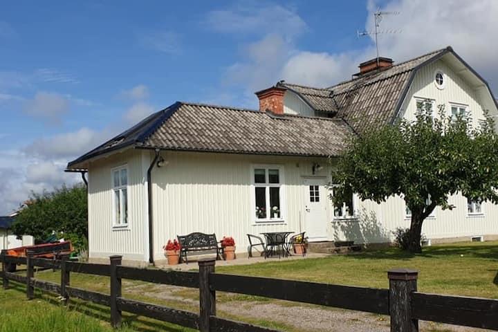 Modern lägenhet i charmigt sekelskifteshus, Arboga