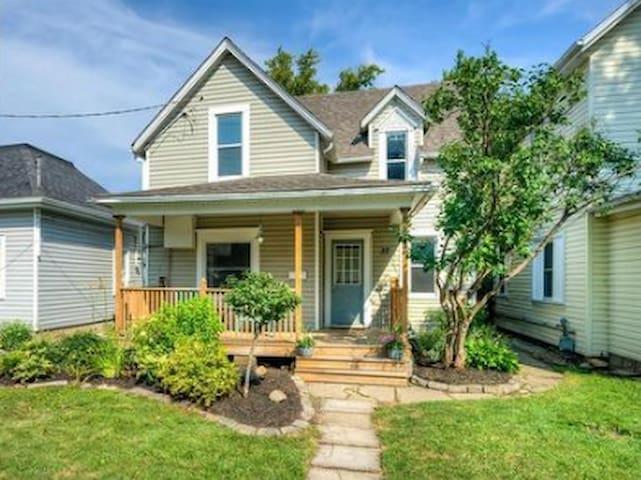 Modern Home in Historic Neighbourhood