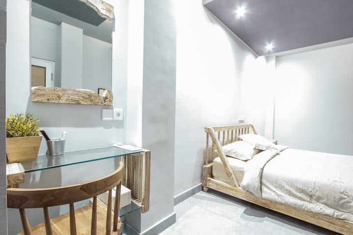 1 BR Studio Apartment at Monkey Forest street Ubud