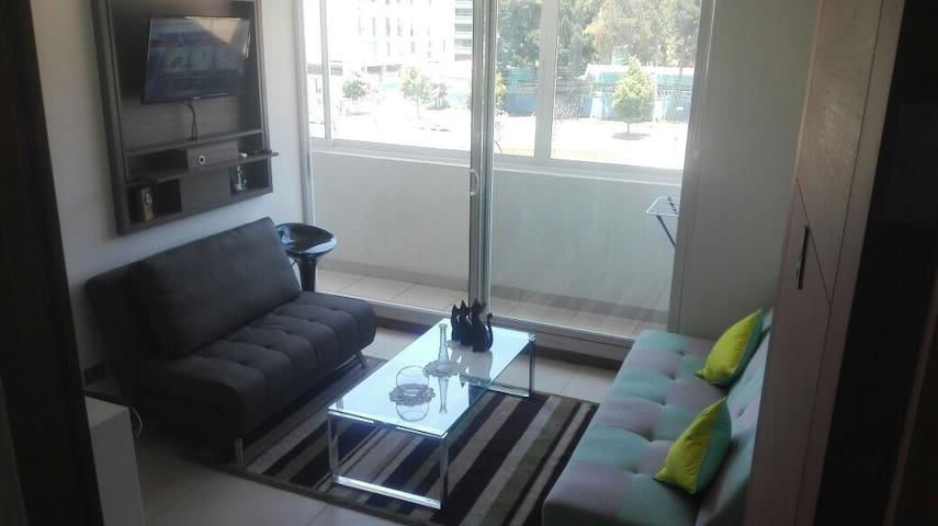 New Apartment Viña del Mar very well located