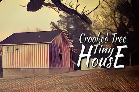 Crooked Tree Tiny House - Cozy Getaway