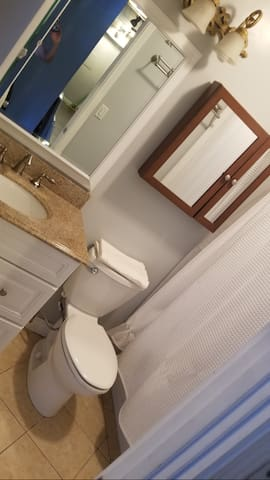 Bathroom Shared