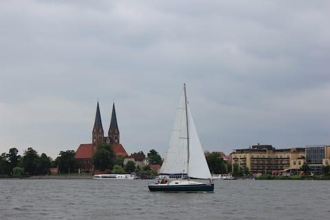 Schöne Ferienwohnung im Herzen von Neuruppin